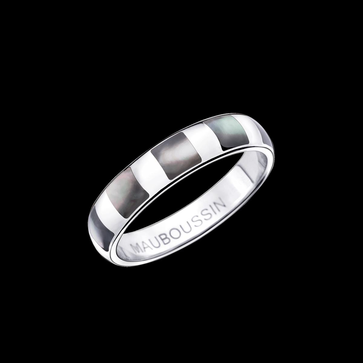 MAUBOUSSINの結婚指輪デザイン6
