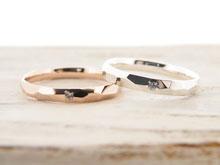 アトリエソエタの結婚指輪デザイン4
