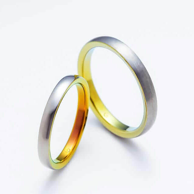 ソラの結婚指輪を紹介します