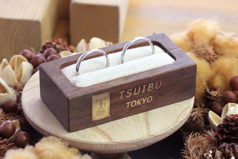 手作りブランド「ついぶ東京工房」の結婚指輪と料金について